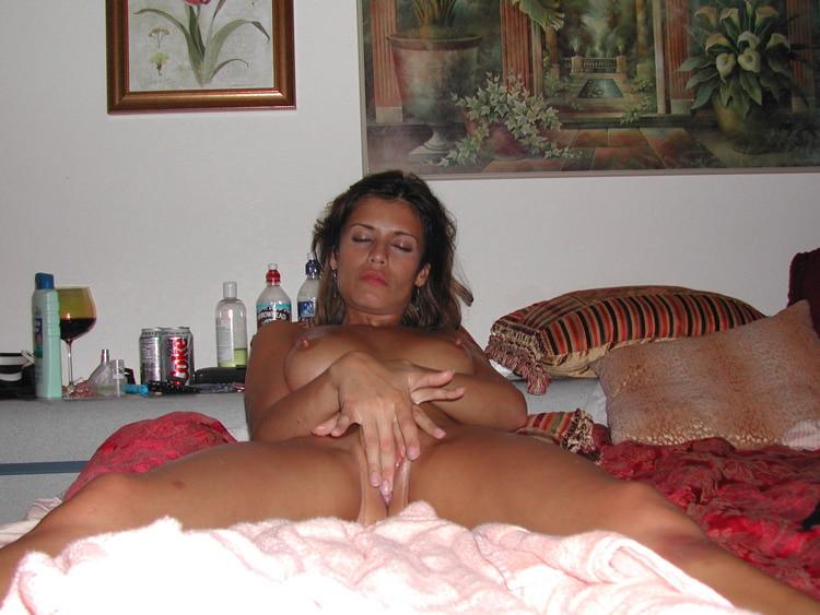Masturbation à deux doigts
