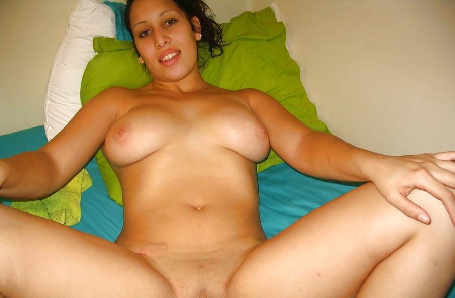 Femme algérienne nue